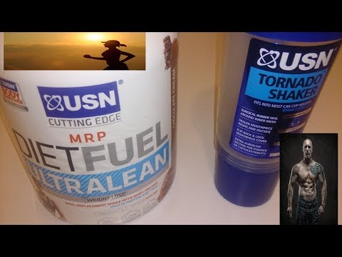 GET IN SHAPE SUPER FAST!!! with USN cutting edge diet fuel ultralean weight loss! choclate cream 1kg