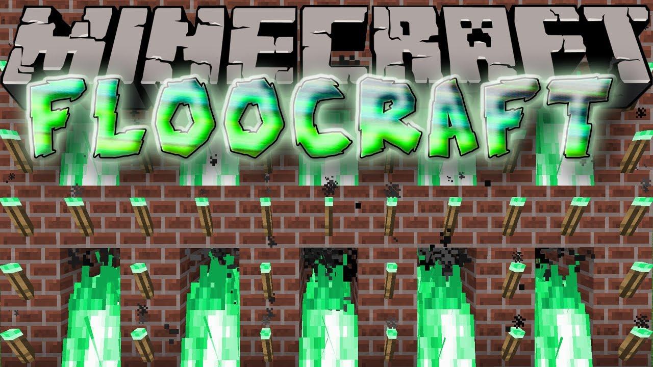 Resultado de imagem para Floocraft