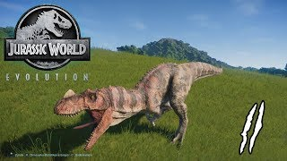 Jurassic World Evolution #002 Hallo Ziege