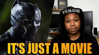 The Black Panther Hysteria: A Rant