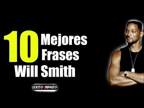 Las 10 Mejores Frases De Will Smith Motivación