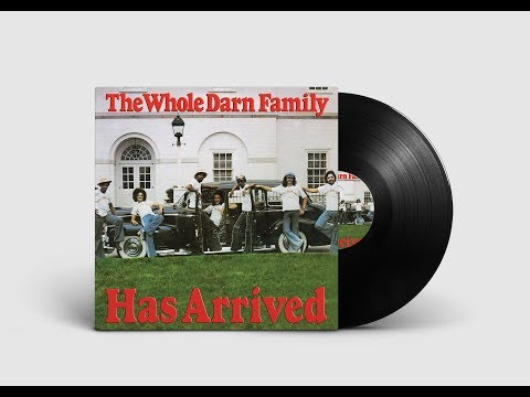 The Whole Darn Family - Seven Minutes of Funk (Bonus Mix)
