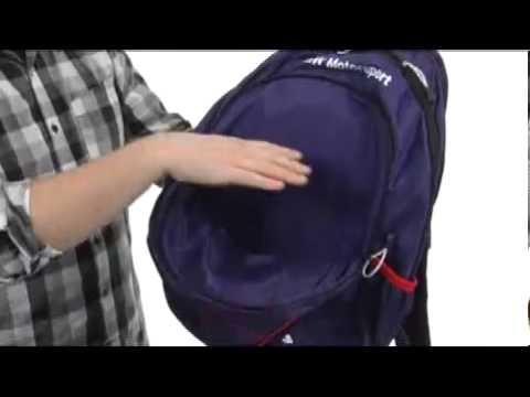 puma bmw backpack 2015