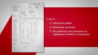 Le bulletin de paie expliqué par les experts ADP - Mai 2014