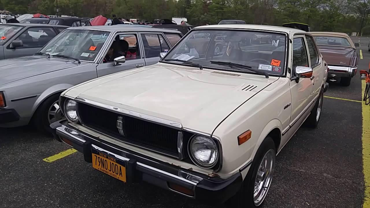 1979 Toyota Corolla Hatchback >> 1979 Toyota Corolla - YouTube
