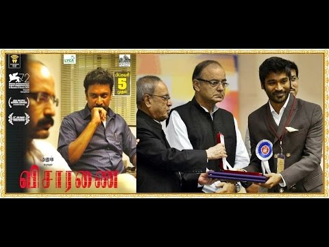 Three National Award Winning Vetri Maaran's Visaranai - Exclusive Interview for US Tamil HD