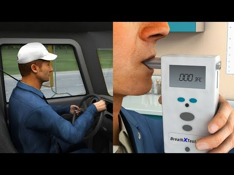 DOT Alcohol And Drug Testing For Drivers