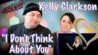 KELLY CLARKSON: I DON'T THINK ABOUT YOU|MUSIC VIDEO| COUPLES REACTION Mp3