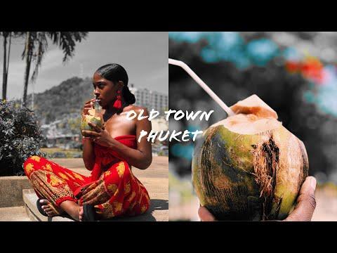 OLD PHUKET TOWN - THAILAND | VLOG | Maryjane Byarm