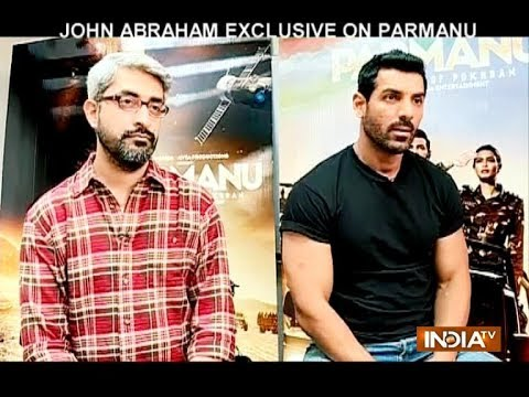 Parmanu: The Story of Pokhran will make you feel proud of your nation, says John Abraham
