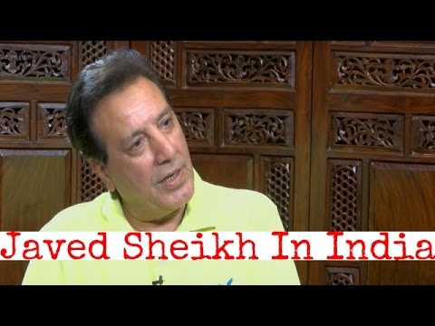 Javed Sheikh talks about Indian Intelligence Agencies