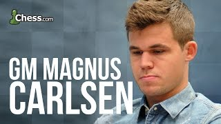 Magnus Carlsen Reviews World Championship Game 2 Victory Over Anand