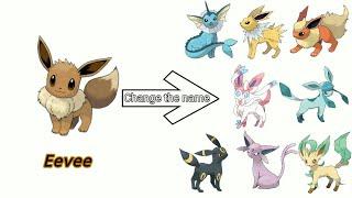 How to get Sylveon, Glaceon, Leafeon???    Eeveelution trick pokemon go
