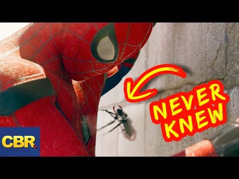 10 Superpowers You Didn't Know Spider-Man Had!