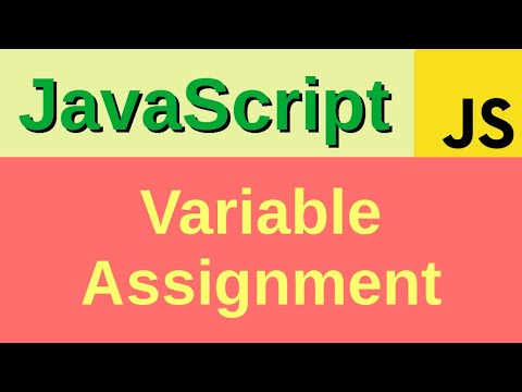 Variable assignment in Javascript - Basic JavaScript Fast