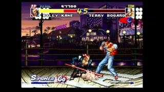 Classic Game Room - REAL BOUT: FATAL FURY for Neo-Geo CD review