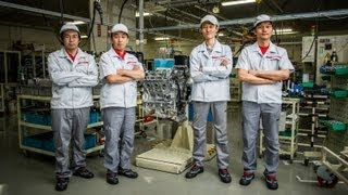 Takumi: The Master Craftsmen behind Nissan GT-R