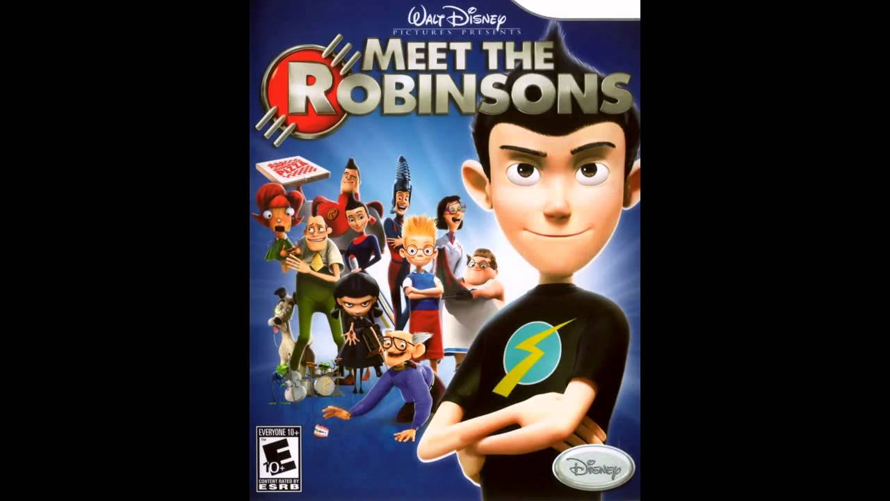 Meet the Robinsons games online