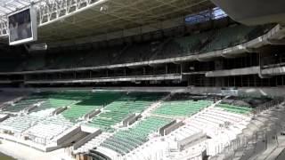 Allianz Parque - Gramado completo