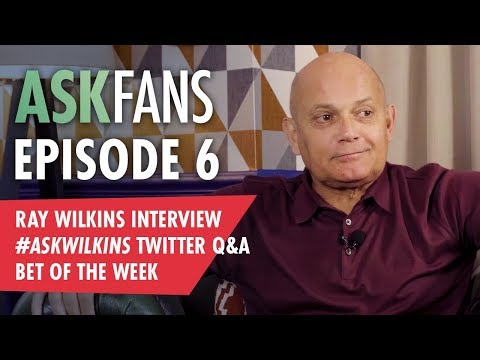 AskFans Episode 6 | Ray Wilkins