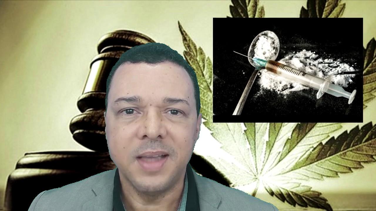 TRÁFICO DE DROGAS!