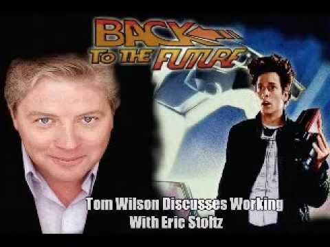 Thomas F. Wilson discusses working with Eric Stoltz on Back To The Future