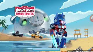 Jogado Angry birds transformers