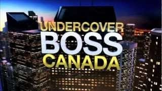 Undercover Boss Canada S03E01 WILD WINGS Video