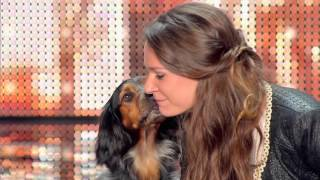 JULIETTE ET CHARLIE: The Golden Buzzer ! France's Got Talent 03 November 2015