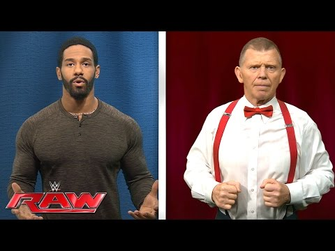 Bob Backlund reviews Darren Young's goals: Raw, June 27, 2016