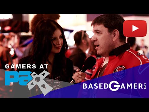 PART 3: BasedGamer.com Interviews GAMERS  - Industry Corruption - PAX Prime 2015