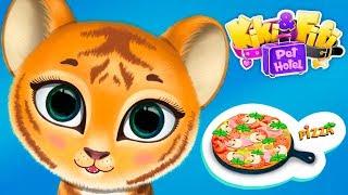 Fun Cute Animal Pet Care Game - Kiki and Fifi Pet Hotel