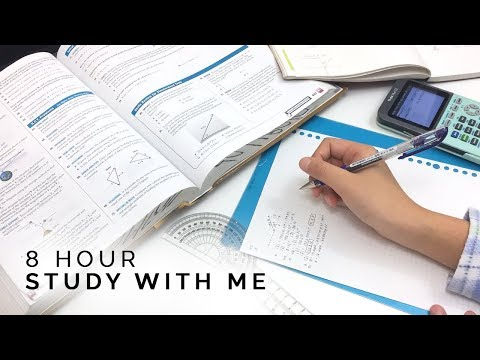 An 8-hour Workday ☕ Study With Me