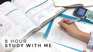 Study With Me: 8-Hour Workday