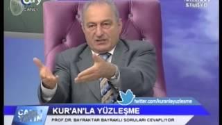 BAYRAKTAR BAYRAKLI RAMAZAN KOYUNCU KUR 39 AN LA YÜZLEŞME ÇAY TV 29 09 2013