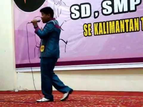 Simfoni Raya Indonesia - Juara 1 Vokal Solo FLS2N