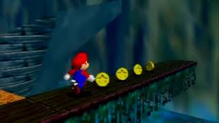 Super Mario 64 - Jolly Roger Bay, 100 Coins