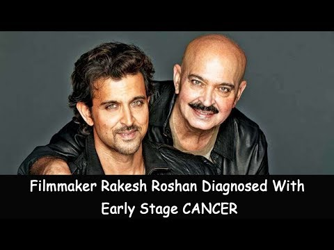 Hrithik Roshan's FATHER Rakesh Roshan Diagnosed With Throat CANCER Mp3