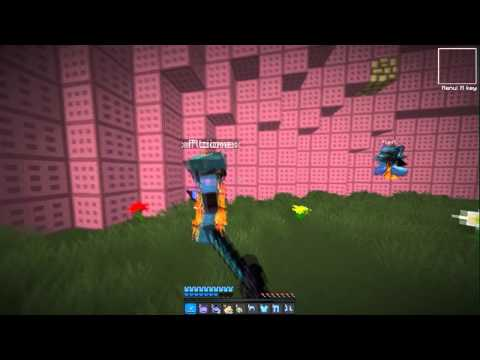 Minecraft PvP #1 RengarPvP KarToNxD VS. PtakPL xPlziomex