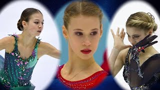 Трусова выиграла 2 Косторная 3 Хромых 4 этап Кубка России2020