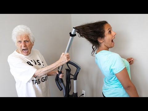 Grandmas Life Hacks *GONE WRONG* | Ross Smith
