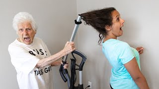 Grandmas Life Hacks *GONE WRONG* | Ross Smith