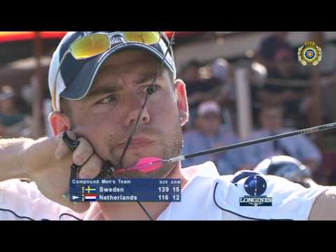Archery World Cup 2009 - Stage 3 - Team Match #4