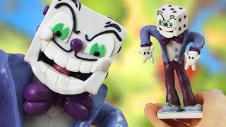 Making King Dice Boss from Cuphead