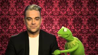 Robbie Williams - Valentine Greetings - MUPPETS MOST WANTED - Disney