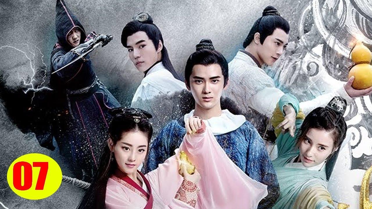 หนังใหม่ 2019 | พู่กันเทพสยบมาร - ตอนที่ 7 | ละครจีน 2019 - ซับไทย