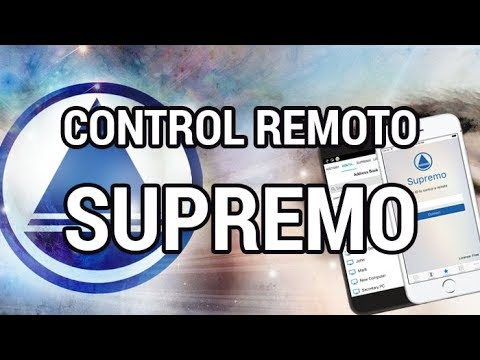 Supremo, todo sobre este excelente control remoto www.informaticovitoria.com