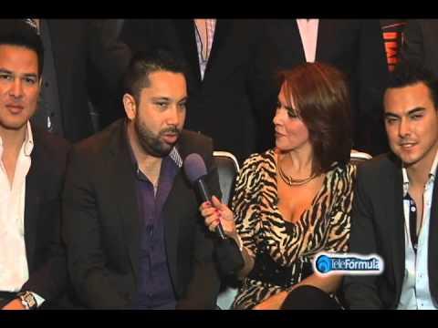 BMI Latin Awards 2013 Banda El Recodo
