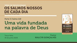 OS SALMOS NOSSOS DE CADA DIA | 2ª temporada - Parte 3