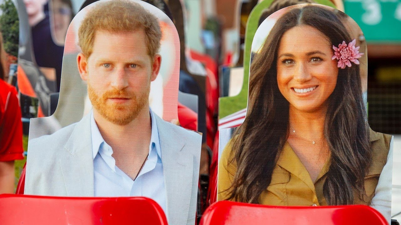 """Harry and Meghan : 'A lot of young people will think """"don't tell me what to do""""'"""